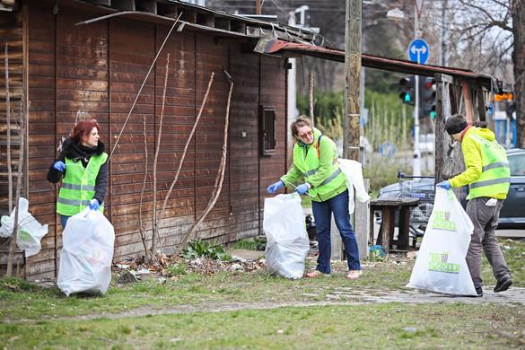 Hétfőtől lehet regisztrálni a TeSzedd! hulladékgyűjtő akcióra