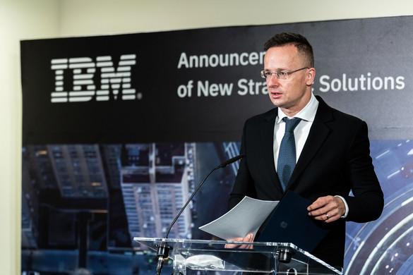 Az IBM 3,5 milliárd forintból fejleszti székesfehérvári központját