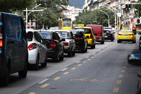 Nem kell a dugódíj a fővárosi lakosoknak