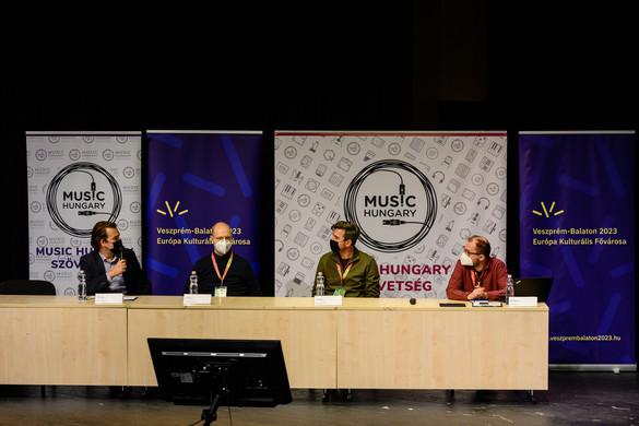 Elkezdődött a Music Hungary konferencia