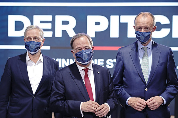 Kaotikus a helyzet a német CDU-ban