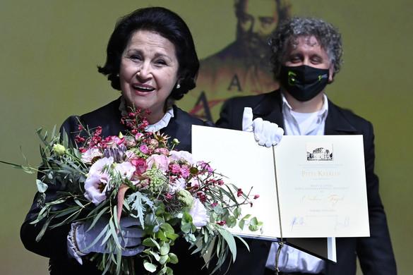 Díjakat adták át a magyar opera napján