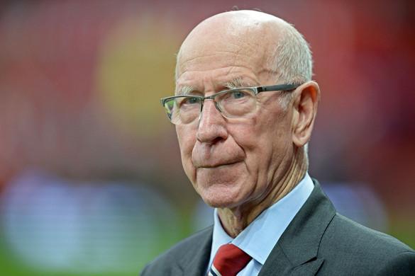 Súlyos betegséggel küzd Sir Bobby Charlton