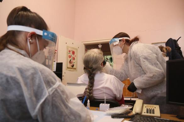 Magyarországon 6393-mal nőtt a fertőzöttek száma