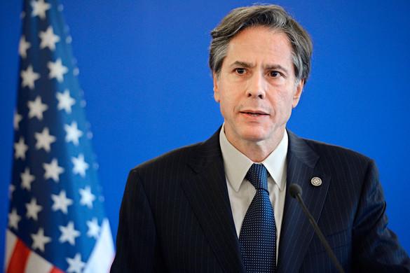Amerikai külügyminiszter lehet Antony Blinkenből