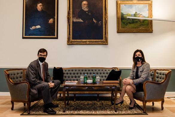 Varga Judit: A nemzeti parlamenteknek kellő szerepet kell kapniuk az EU-ban