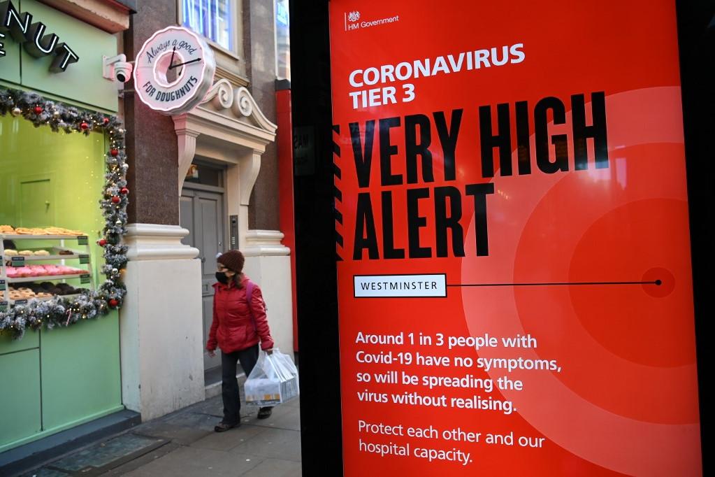 Dél-Anglia jelentős térségei kerülnek a legmagasabb járványkészültség hatálya alá