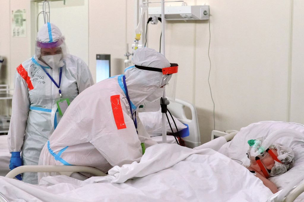 Oroszországban a járvány kezdete óta több mint 82,6 millió, az elmúlt napon pedig mintegy 535 ezer laboratóriumi tesztet végeztek el