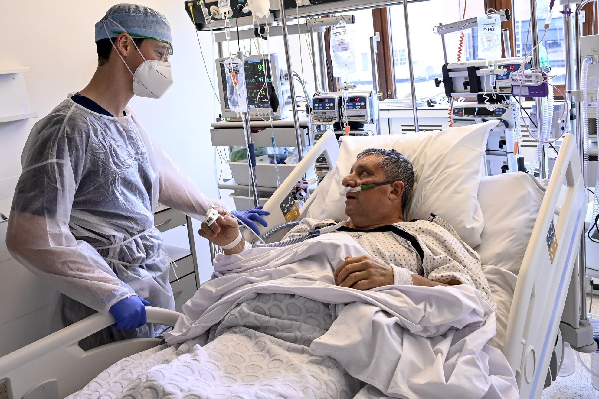 Belgiumban még mindig borzasztó a helyzet a kórházakban