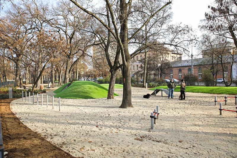 a Liget Budapest Projekt megvalósítása során már több mint százötvenezer négyzetméternyi zöldfelület újult meg (A képre kattintva lapozhatók a galéria fotói)
