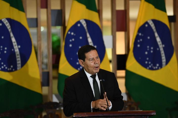 A brazil alelnök is elkapta a vírust
