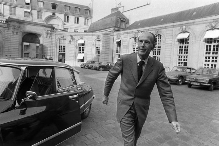 Meghalt Valéry Giscard d'Estaing volt francia elnök