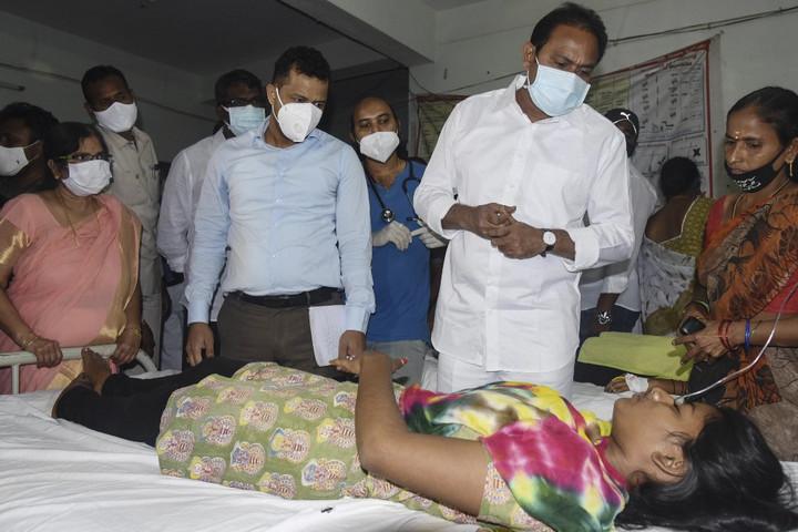 Rejtélyes betegség ütötte fel fejét Indiában