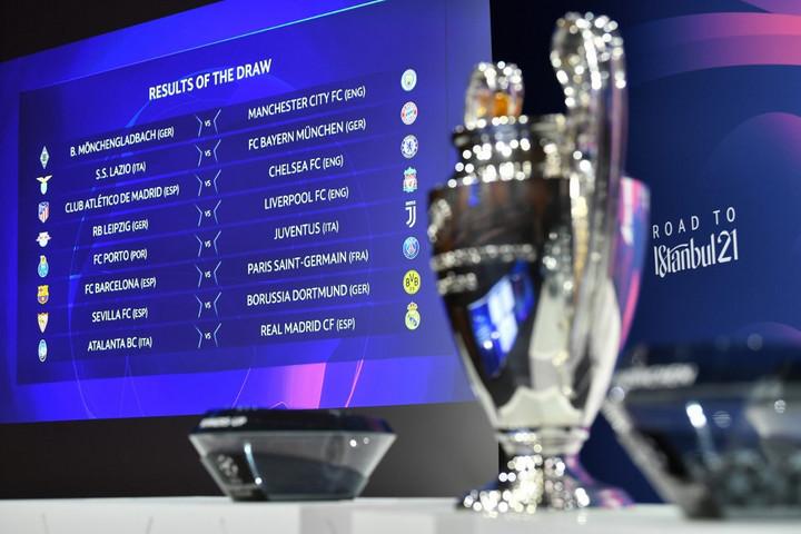 Gulácsiék a Liverpoollal, a Barcelona a PSG-vel csap össze a BL nyolcaddöntőjében
