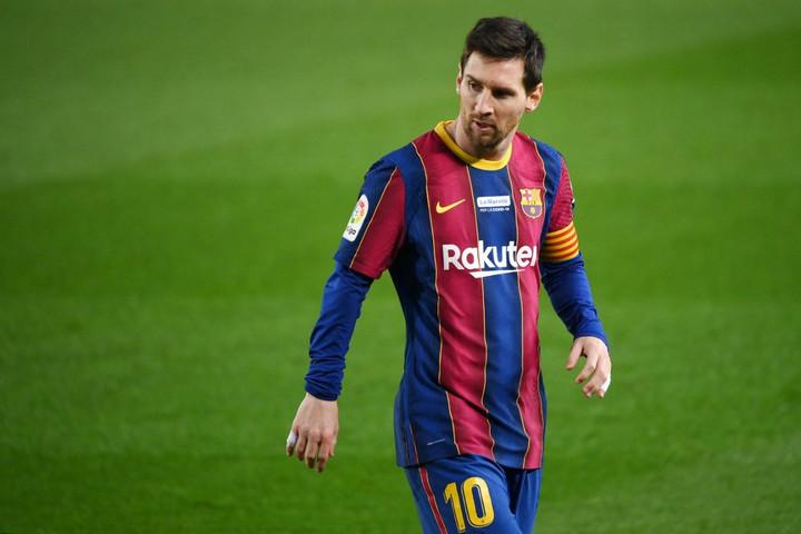 Laporta: Messi maradni fog Barcelonában