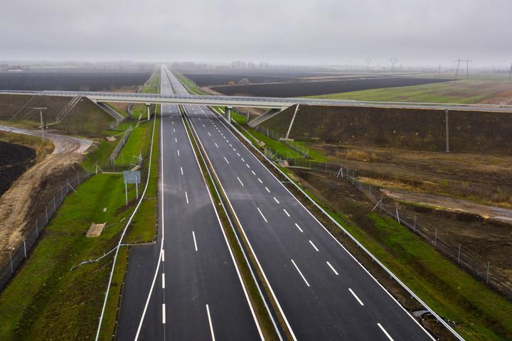 Országrészek vonzerejét növelik az új autóutak