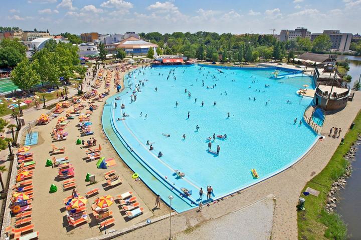 Nyolcmilliárdos turisztikai fejlesztés Hajdúszoboszlón