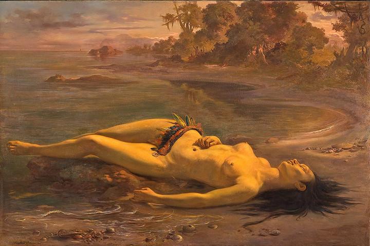 Romantikus festészet a gyarmatosítás árnyékában
