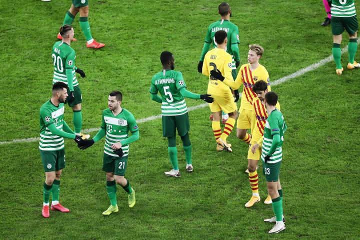 Rebrov csalódott a mérkőzés eleje miatt