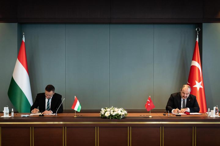 Magyarország támogatja az EU-török vámunió megújítását