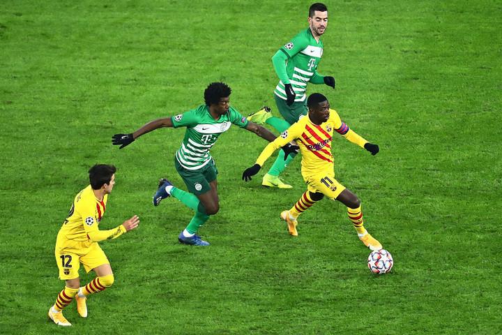 Az a cél, hogy jövőre is BL-csoportkörben játsszon a Ferencváros