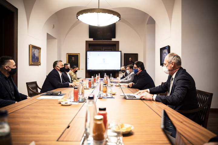 Orbán Viktor: Hétfőn döntések várhatók