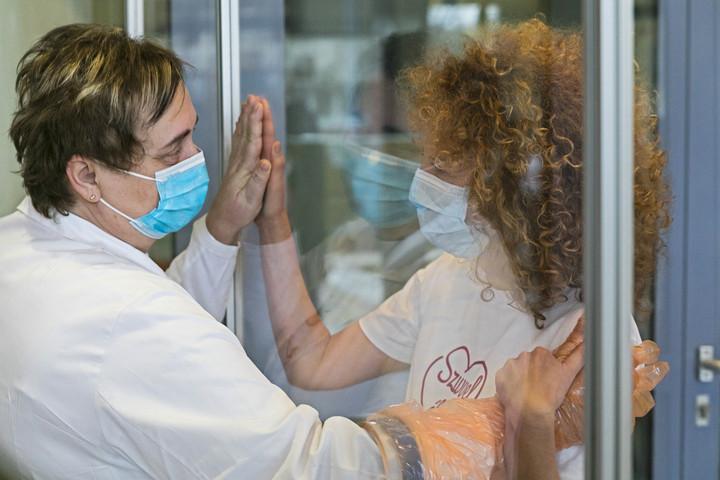 Speciális látogatószobát alakítottak ki a kardiológiai intézetben