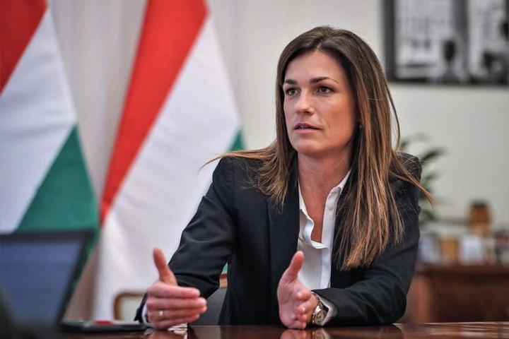 Varga Judit is elítélte Trump Twitter-fiókjának felfüggesztését