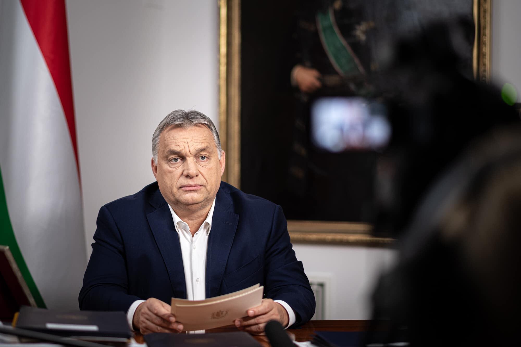 Orbán Viktor: Manfred Weber csatlakozott a baloldali elitklubhoz