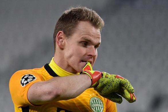 Dibusz: A Dinamo góljáig nekünk voltak nagyobb helyzeteink