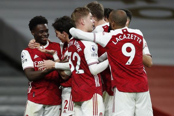 Meglepetés Arsenal-siker a Chelsea ellen