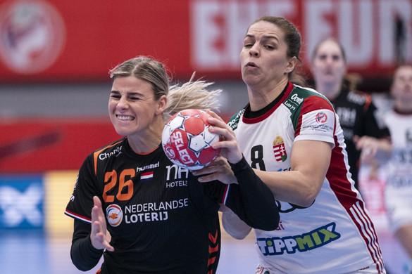 Kézilabda: Vereséggel jutott tovább a magyar válogatott az Európa-bajnokságon