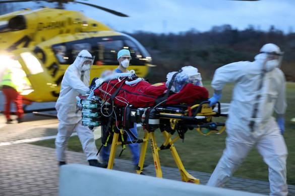 A járványhelyzet további romlására számítanak Németországban