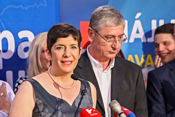 Brüsszelben is felismerték, hogy a magyar baloldalt a Gyurcsány házaspár vezeti