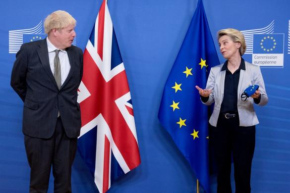 Mégis folytatódnak a Brexit-tárgyalások