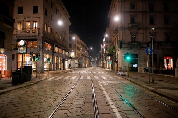 Olaszországot lezárják az ünnepekre