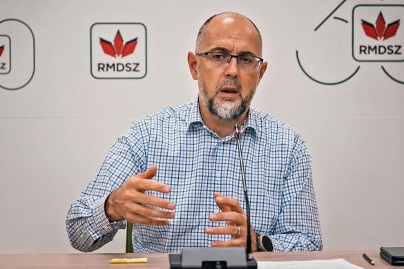 Kelemen Hunor: Most a magyar szavazókon a sor