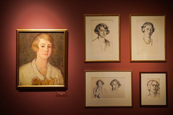 Szentendre-képek egy elfeledett festőtől
