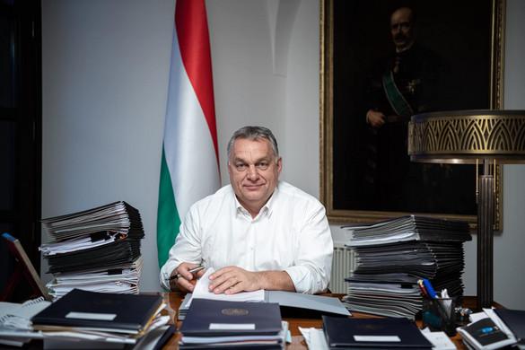 Orbán Viktor: Európa álljon ki a zsidó-keresztény örökségéért!