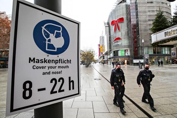Európa-szerte beárnyékolja az ünnepeket a járvány