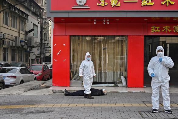 Hamis adatokat közölt Kína