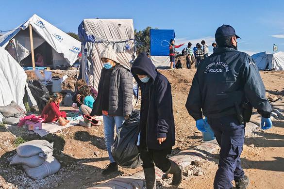 Franciaország az afgán migránsok fő célországa