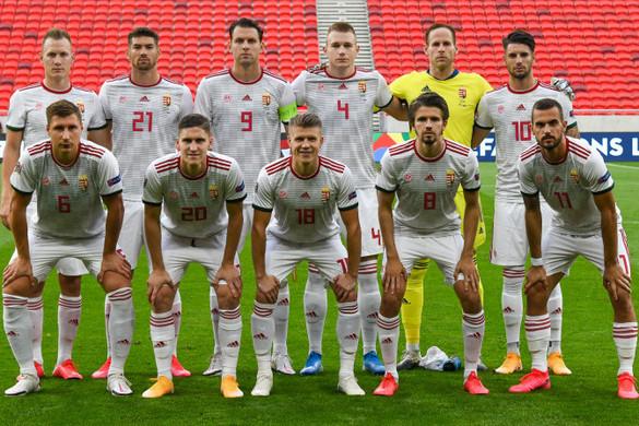 A magyar válogatott javított idén a legtöbbet a FIFA világranglistáján