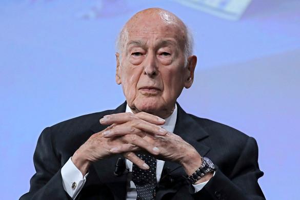 Kövér László részvétét fejezte ki Valéry Giscard d'Estaing halála miatt
