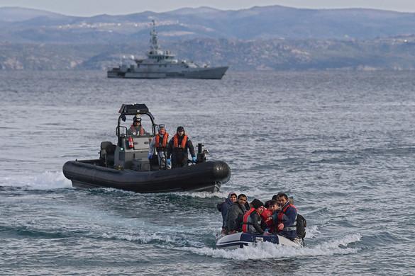 Emelkedett az EU-ba irányuló illegális határátlépések száma