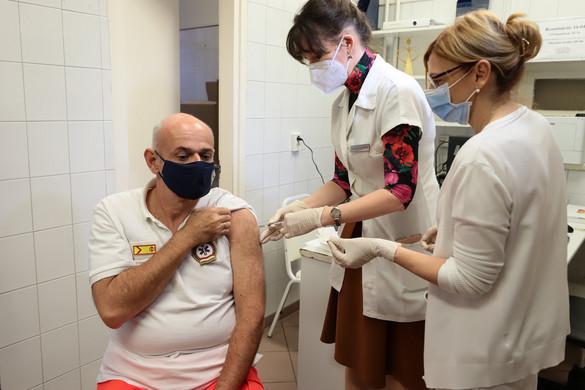 Egyre kevesebb fertőzöttet regisztrálnak naponta