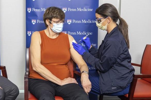 Karikó Katalin: A vakcina biztonságos és védelmet nyújt az új típusú koronavírus ellen
