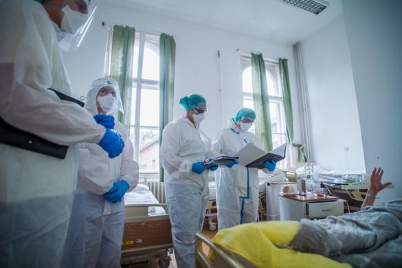 1279-cel nőtt a fertőzöttek száma Magyarországon