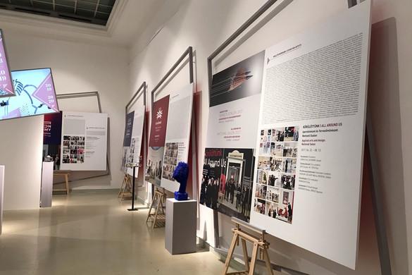Fennállásának 125. évfordulóját ünnepli a Műcsarnok