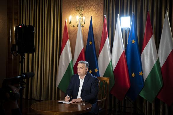 Orbán Viktor: Jó esélyünk van a győzelemre az EU-s költségvetési vitában